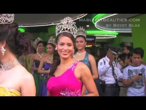 Tiffany Jones - Grand Santacruzan 2010