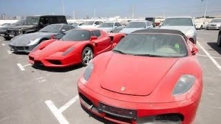 getlinkyoutube.com-The Abandoned Supercars of Dubai!