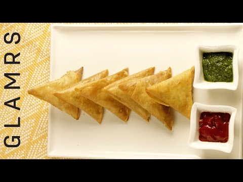 2 Tasty & Easy Veg Party Samosa Recipes | Cheese Samosa | Aloo Samosa