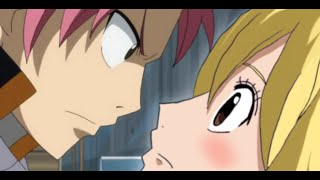 Natsu Tries to Kiss Lucy (Eng DUB) • Funny Fairy Tail Moments