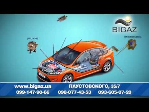 Landi Renzo BRC STAG Lovato Tomasetto Zenit Bigaz Бигаз Одесса ГАЗ Установка ГБО