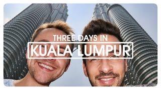 KUALA LUMPUR (Malaysia) ● Marco & Alan Travel Experience