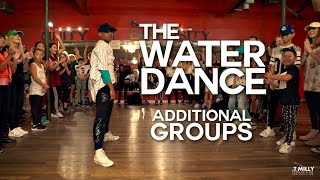 Chris Porter ft Pitbull - #TheWaterDance - Tricia Miranda - ADDITIONAL GROUPS