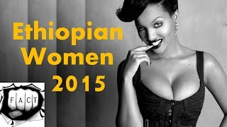 getlinkyoutube.com-Top 10 Beautiful Ethiopian Women 2015