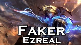 getlinkyoutube.com-Faker plays AP Ezreal mid - Full Game - Patch 5.11