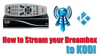 getlinkyoutube.com-How to Stream Dreambox Satellite to KODI  XBMC