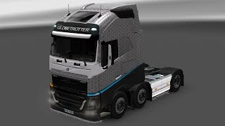 getlinkyoutube.com-Euro Truck Simulator 2 - Tuning MOD - Volvo FH16 - v.1.13.4.1 + Download