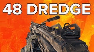 getlinkyoutube.com-Black Ops 3 In Depth: 48 Dredge Review (6 Round Burst LMG!)
