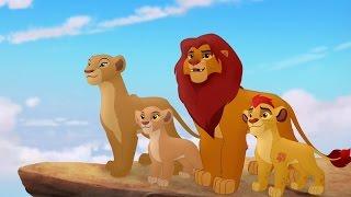 getlinkyoutube.com-Lion Guard: Kiara & Kion find Udugu + Ending | The Trail to Udugu HD Clip