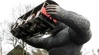 getlinkyoutube.com-King Kong - Bobbejaanland