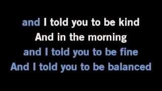 getlinkyoutube.com-Birdy - Skinny love {karaoke} - HD