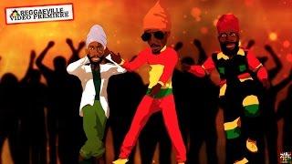 Anthony B - Best of the Best (ft. Sizzla, Capleton & Jah Clarity )