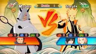 getlinkyoutube.com-Naruto Ultimate Ninja Storm Revolution Madara Juubi Jinchuuriki Mod Gameplay (PC)