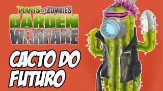 getlinkyoutube.com-Plants vs Zombies Garden Warfare - O Cacto do Futuro, NÃO GOSTEI