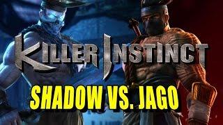 getlinkyoutube.com-ULTIMATE SHODOWN: Shago Vs. Jago! Killer Instinct - Online Ranked Matches