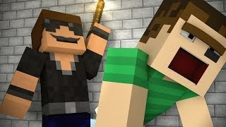 "getlinkyoutube.com-Punish Dungeon!! (Newly Weds) ""Minecraft Animation"""