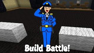 getlinkyoutube.com-DOS PARTIDAS! Minecraft BUILD BATTLE!