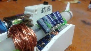 getlinkyoutube.com-Mini Coilgun selber bauen