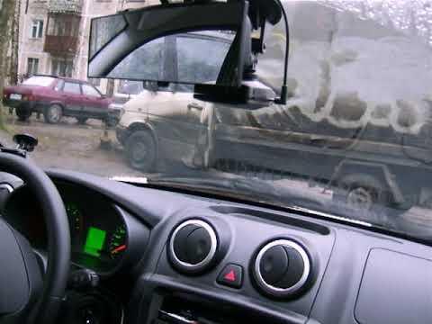 Расположение у Datsun ми-ДО кнопки бензобака