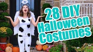 getlinkyoutube.com-28 Last-Minute Halloween Costume Ideas   DIY Halloween Costumes