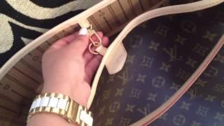 getlinkyoutube.com-Louis Vuitton Delightful PM💛