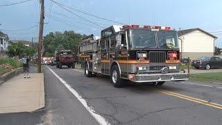 getlinkyoutube.com-Larksville,Pa Fire Company 1 Annual Firemens Parade