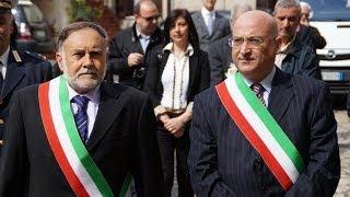 Gemellaggio Cariati Cascia intervento sindaco di Cariati