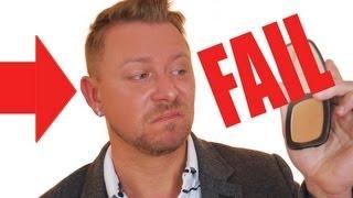 getlinkyoutube.com-FAIL! THE WORST FOUNDATION I'VE EVER USED!