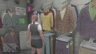 """GTA 5 Online - """"TOPLESS FEMALE"""" Character Glitch! How to Show BOOBS in GTA 5 Online! (GTA 5)"""