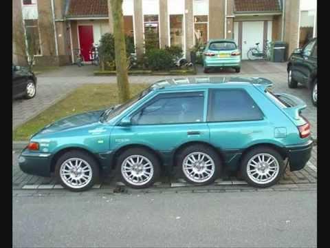 smieszne auta