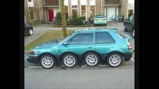 getlinkyoutube.com-smieszne auta