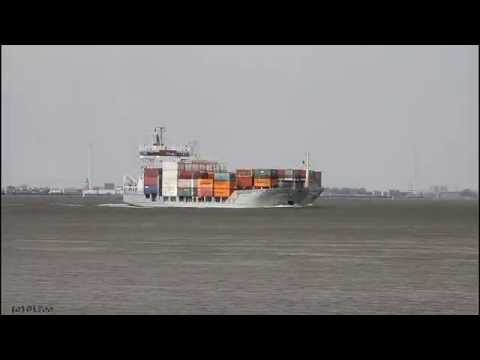 Click to view video JESSICA B - IMO 9226384 - Germany - Elbe - Otterndorf - 05.07.2014