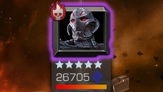 getlinkyoutube.com-Marvel Contest of Champions - 5 Star Ultron Battle