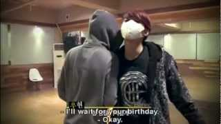 [ENG SUB] INFINITE WOOHYUN BIRTHDAY PRANK SECOND INVASION