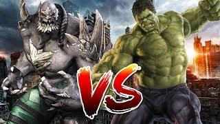 getlinkyoutube.com-Hulk VS Doomsday | Who Wins?