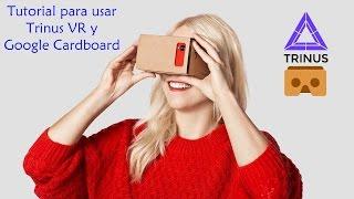 getlinkyoutube.com-Tutorial: Como usar Trinus VR
