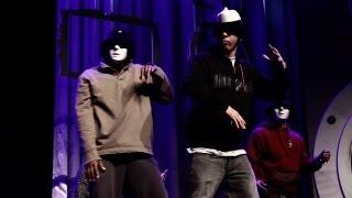 getlinkyoutube.com-Jabbawockeez and Jo Koy [Behind the Mask]