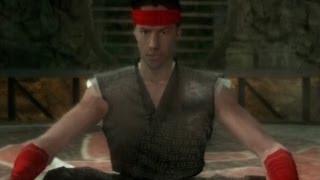 The Matrix: Path of Neo - Walkthrough Part 4 - Kung Fu Training