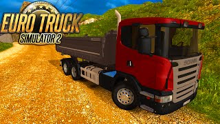 getlinkyoutube.com-Scania Caçamba - Euro Truck Simulator 2