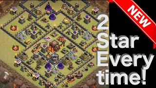 getlinkyoutube.com-(Secret Attack Strategy) How To Beat The Most Popular War Base EVERY TIME! | Clash Of Clans