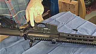 getlinkyoutube.com-LWRC VS PWS : LWRC Individual Carbine Vs Primary Weapons System  PWS MK1 MOD1