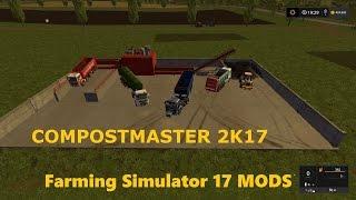 Farming Simulator 17 COMPOST MASTER 2K17