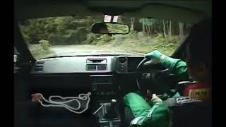 getlinkyoutube.com-ONBOARD : Keiichi Tsuchiya - AMAZING Touge Run with AE86 / tuned