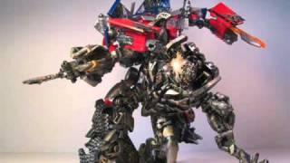 getlinkyoutube.com-Custom painted Optimus Prime