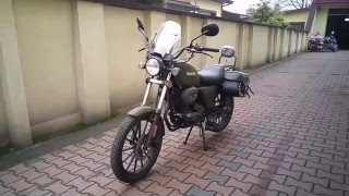 getlinkyoutube.com-Kilka słów o Benyco Cruiser 125 #3