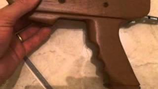 getlinkyoutube.com-fazer coronha para pistola de pressão