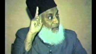 2/7- Tafseer Surah Al-Muddassir By Dr. Israr Ahmed