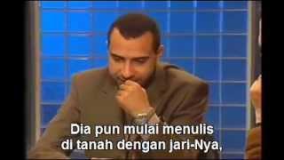 getlinkyoutube.com-Kesaksian: Mantan Muslim Merasakan Mukjizat Yesus