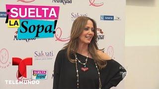 getlinkyoutube.com-Suelta la Sopa | Andrea Legarreta habla sobre la salida de Carmen Aristegui de la radio | Telemundo