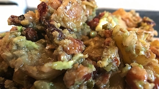Toasted Walnut Potato Salad - You Suck at Cooking (episode 56) width=